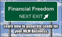 How to generate leads using a lead generation system