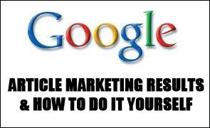 Google SEO (Online marketing training)
