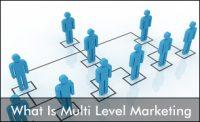 Multi Level Marketing Business