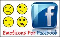 Emoticon For Facebook