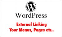 Linking To External Pages